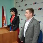 Обраћање Александара Јовичића